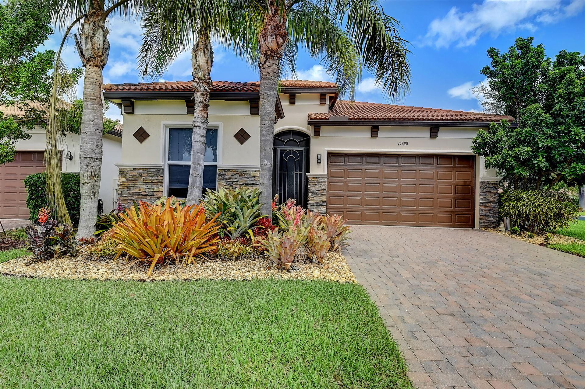 14890 Rapolla Drive, Delray Beach, FL 33446 - MLS#: RX-10749926
