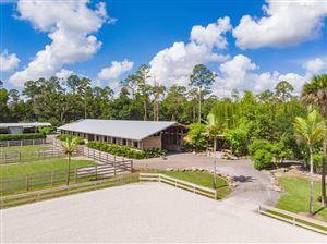 Photo of 495 E Road, Loxahatchee Groves, FL 33470 (MLS # RX-10533927)