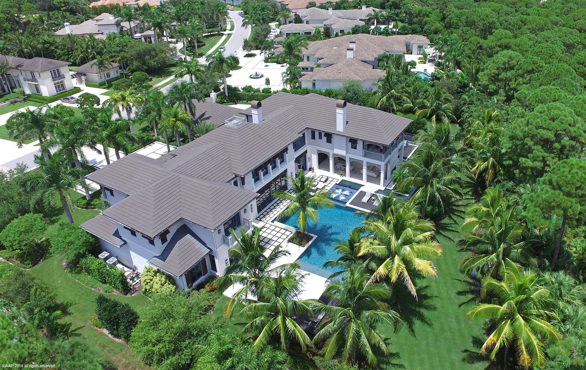 Photo for 12218 Tillinghast Circle, Palm Beach Gardens, FL 33418 (MLS # RX-10461927)