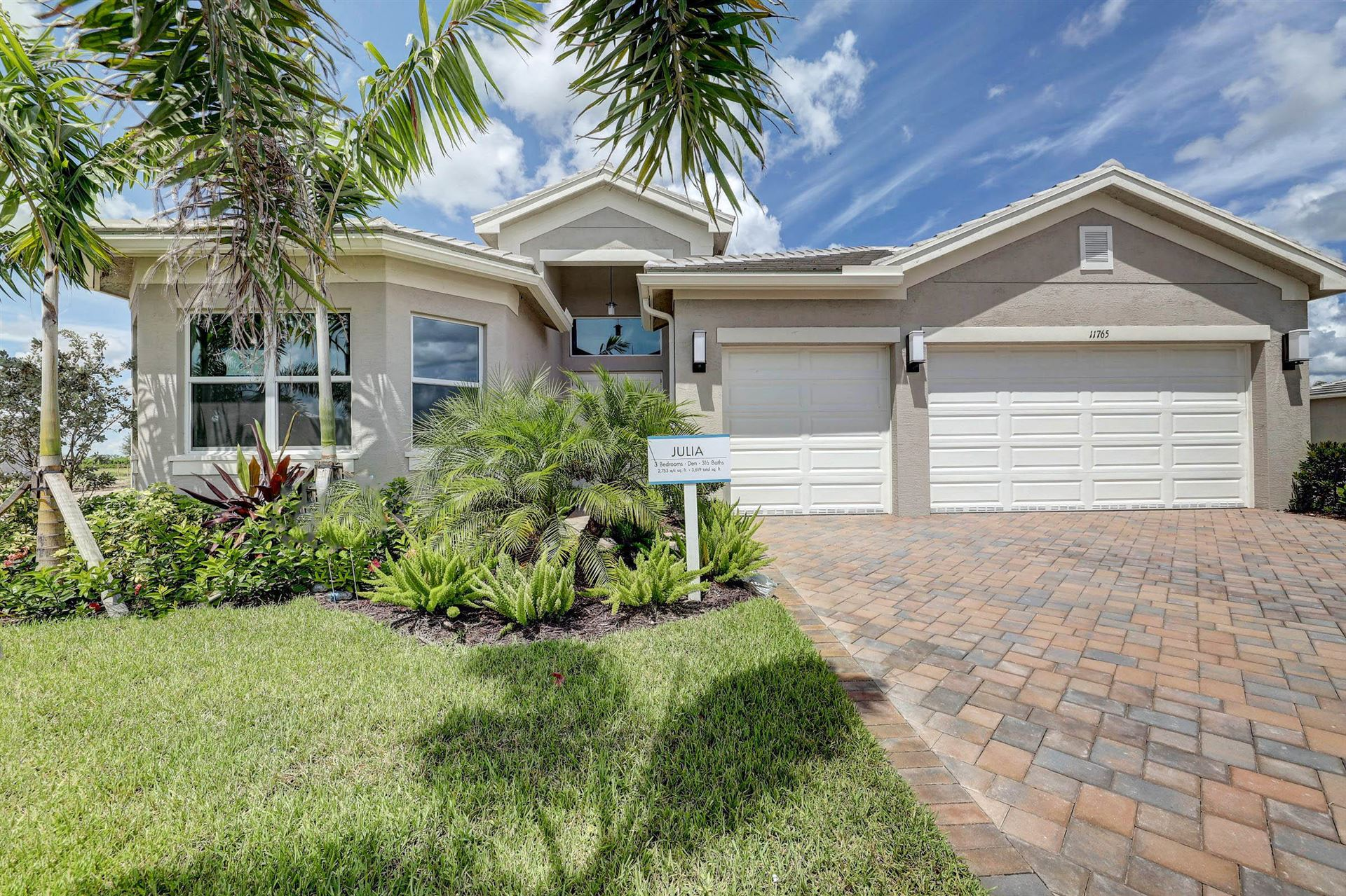 11765 SW Coronado Springs Drive, Port Saint Lucie, FL 34987 - #: RX-10646927