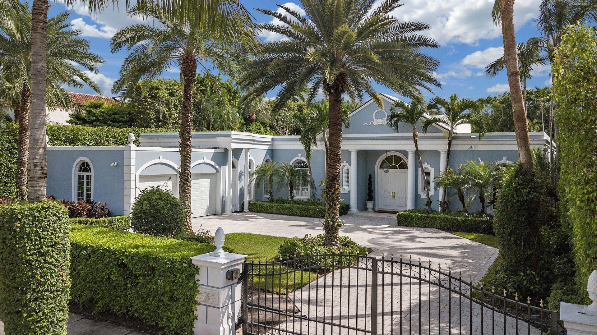 214 Dunbar Road, Palm Beach, FL 33480 - #: RX-10660927