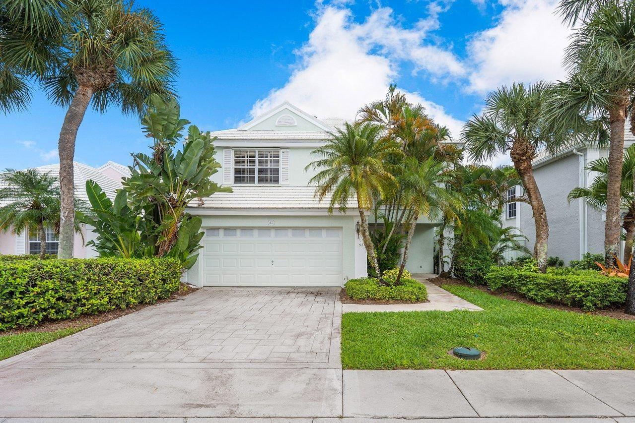 37 Windsor Lane, Palm Beach Gardens, FL 33418 - MLS#: RX-10717927