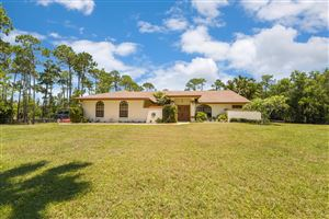 Photo of 11581 Hawk Hollow, Lake Worth, FL 33449 (MLS # RX-10534928)