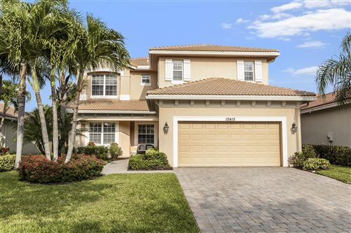 Photo of 12415 Aviles Circle, Palm Beach Gardens, FL 33418 (MLS # RX-10617928)
