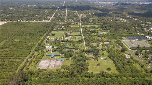 Photo of Listing MLS rx in 4348 145th Avenue Loxahatchee Groves FL 33470