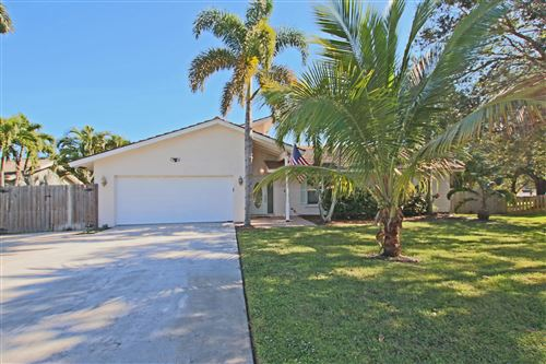 Photo of 4384 Nicole Circle, Tequesta, FL 33469 (MLS # RX-10678928)