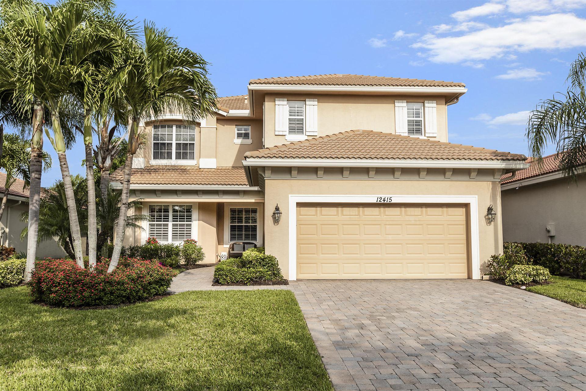 12415 Aviles Circle, Palm Beach Gardens, FL 33418 - #: RX-10617928