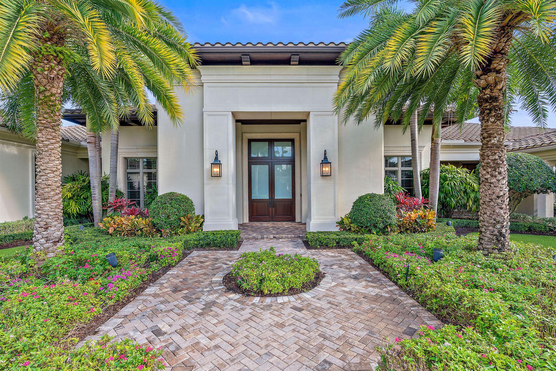 Photo of 12402 Hautree Court, Palm Beach Gardens, FL 33418 (MLS # RX-10654928)