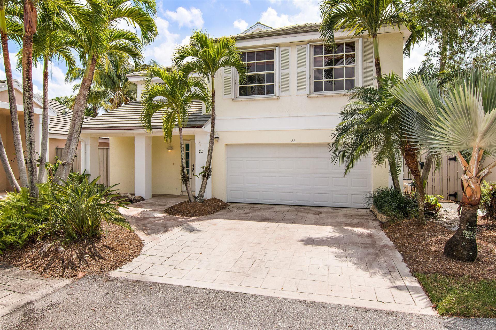 22 Governors Court, Palm Beach Gardens, FL 33418 - MLS#: RX-10700928