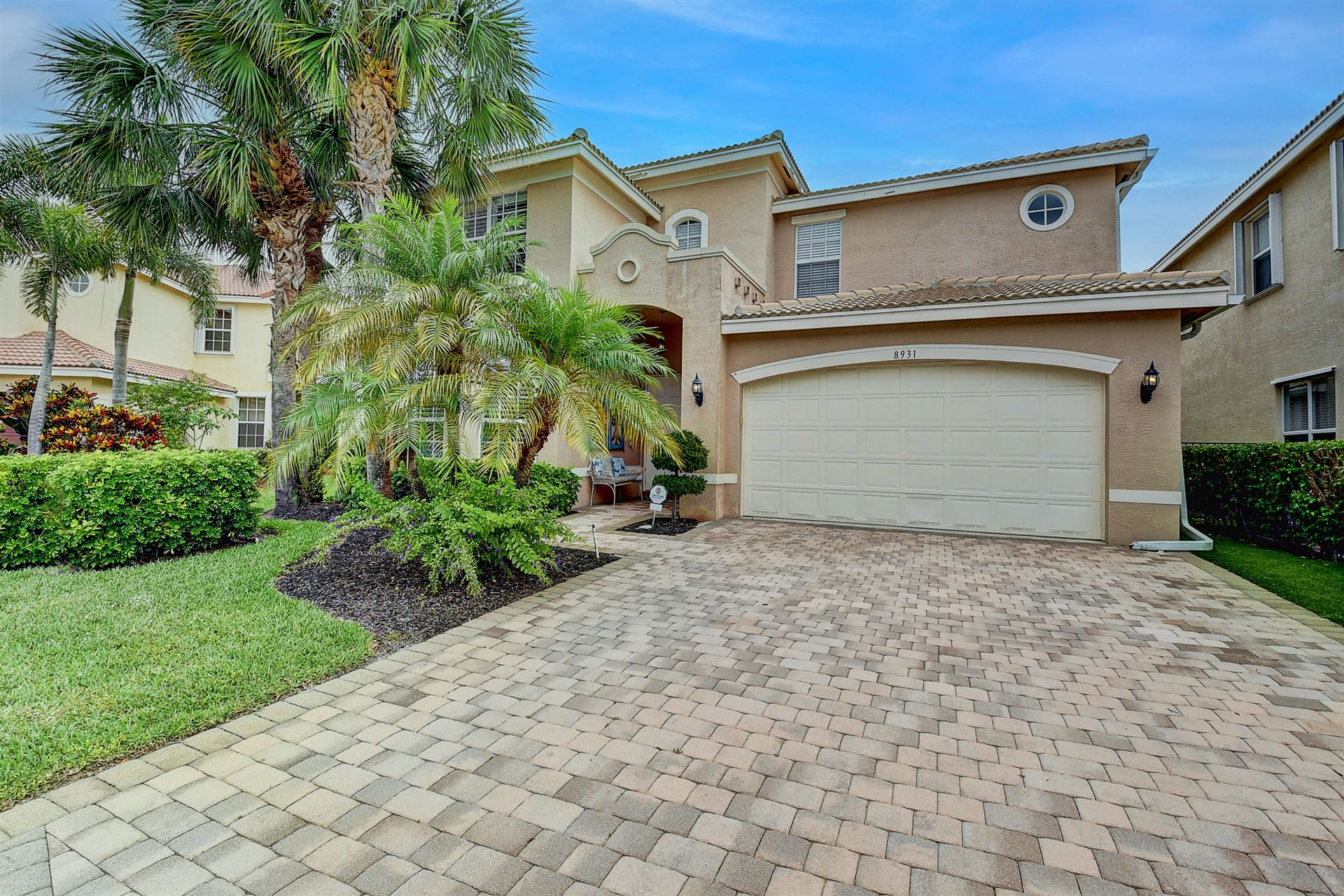 8931 Hidden Acres Drive, Boynton Beach, FL 33473 - #: RX-10715928