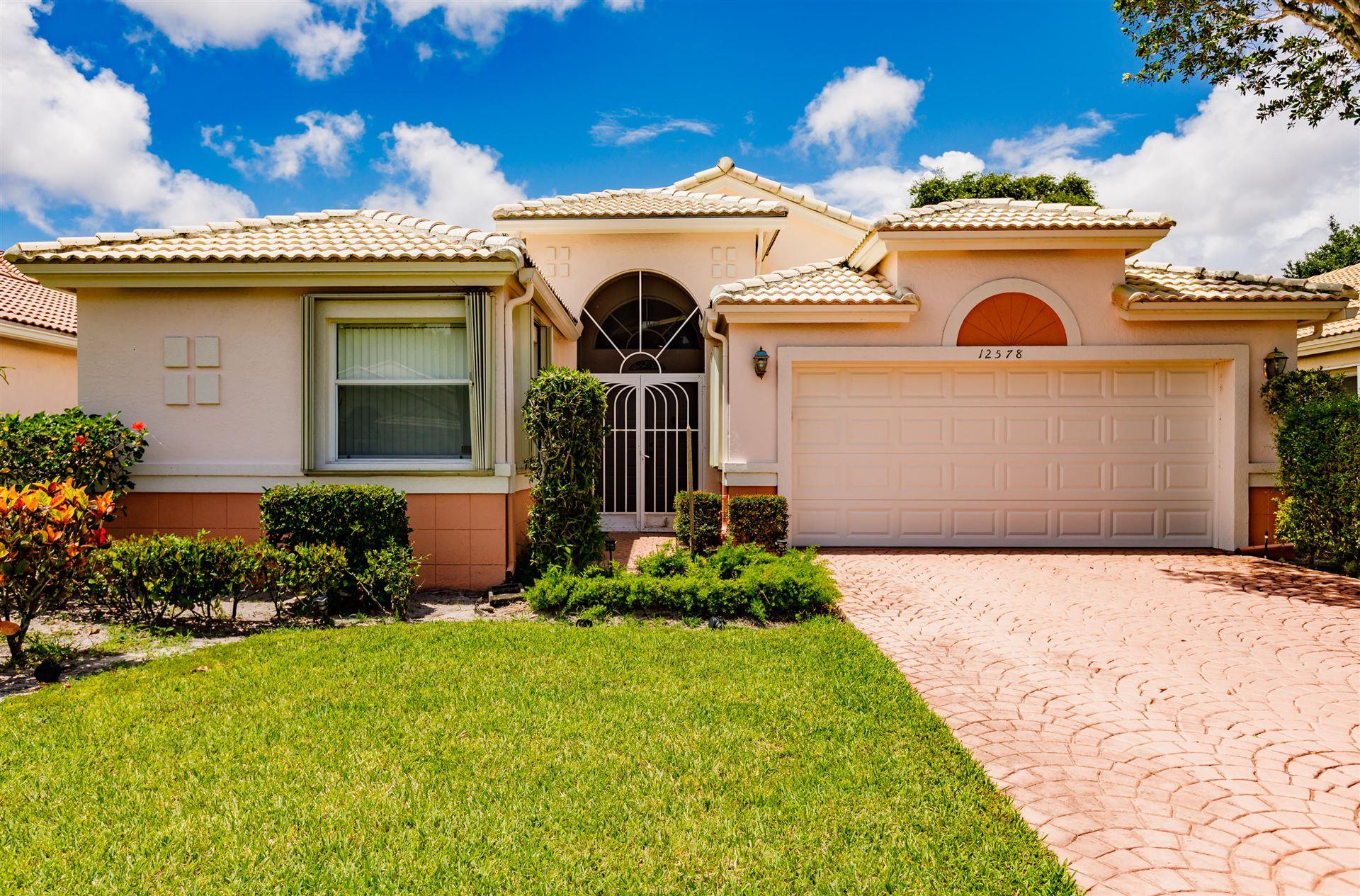 12578 Coral Lakes Drive, Boynton Beach, FL 33437 - #: RX-10721928