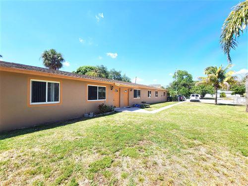 Photo of 4884 Orlando Avenue #3, West Palm Beach, FL 33417 (MLS # RX-10706929)