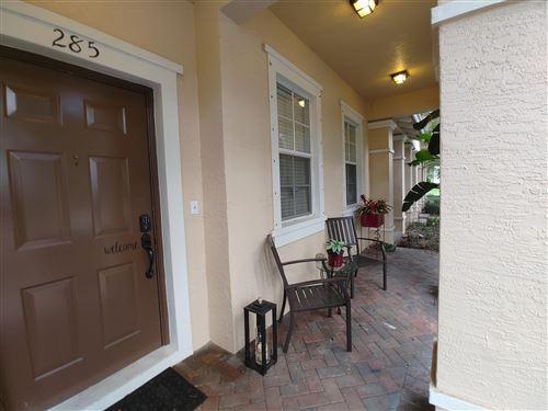 Photo of 285 E Bay Cedar Circle #285, Jupiter, FL 33458 (MLS # RX-10746929)