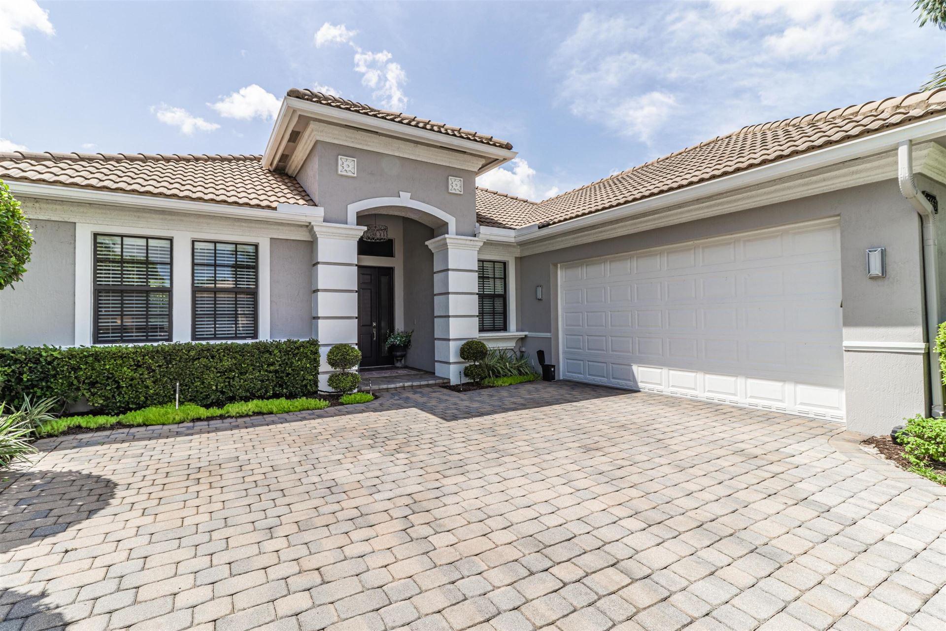 15663 Glencrest Avenue, Delray Beach, FL 33446 - #: RX-10743929