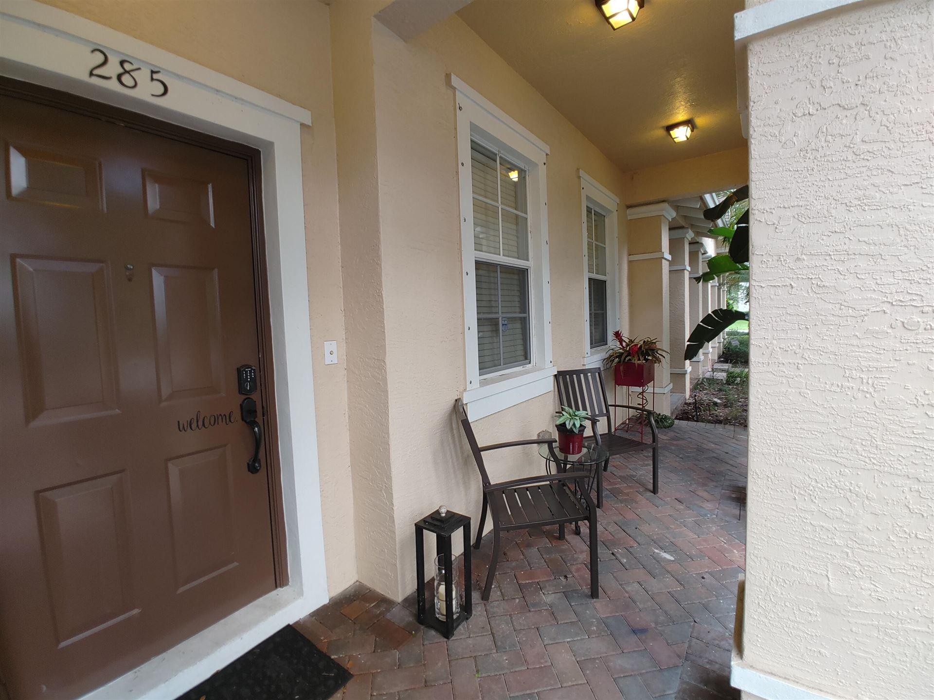 285 E Bay Cedar Circle #285, Jupiter, FL 33458 - MLS#: RX-10746929