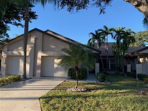 Photo of 5271 Fairway Woods Drive #3012, Delray Beach, FL 33484 (MLS # RX-10684930)