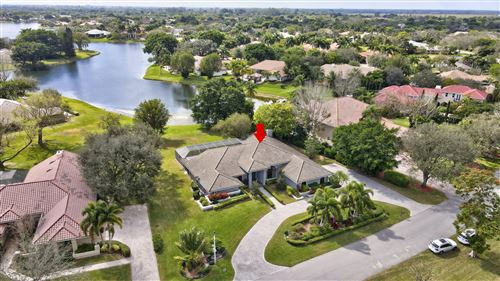 Photo of 7400 N Cypresshead Drive, Parkland, FL 33067 (MLS # RX-10688930)