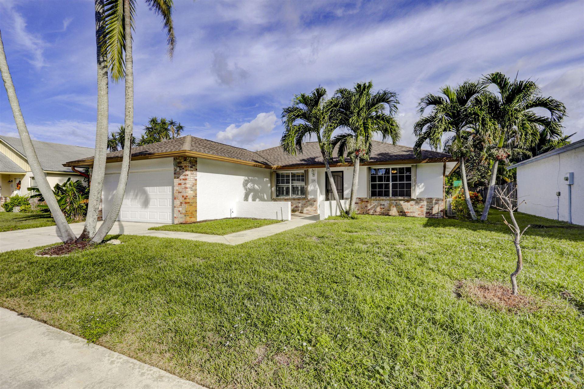 129 Stillwater Circle, Jupiter, FL 33458 - MLS#: RX-10754930
