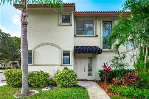 Photo of 7200 NW 2nd Avenue #76, Boca Raton, FL 33487 (MLS # RX-10593931)