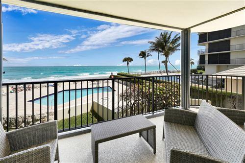 Photo of 200 Beach Road Road #103, Tequesta, FL 33469 (MLS # RX-10700931)