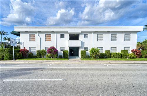 Photo of 6 Lucerne Avenue #1, Lake Worth, FL 33460 (MLS # RX-10753931)