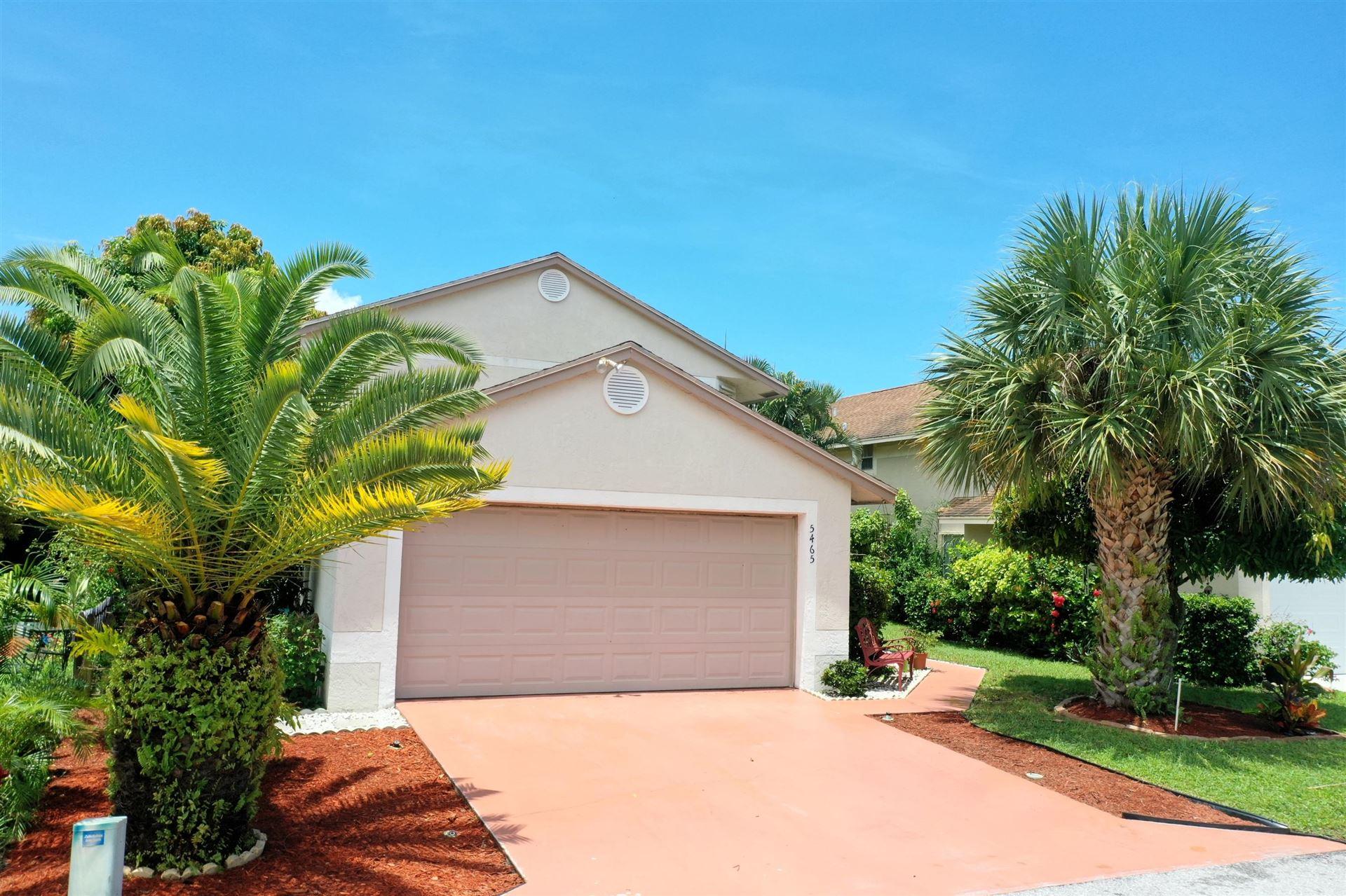 5465 Berry Blossom Way E, West Palm Beach, FL 33415 - #: RX-10636931