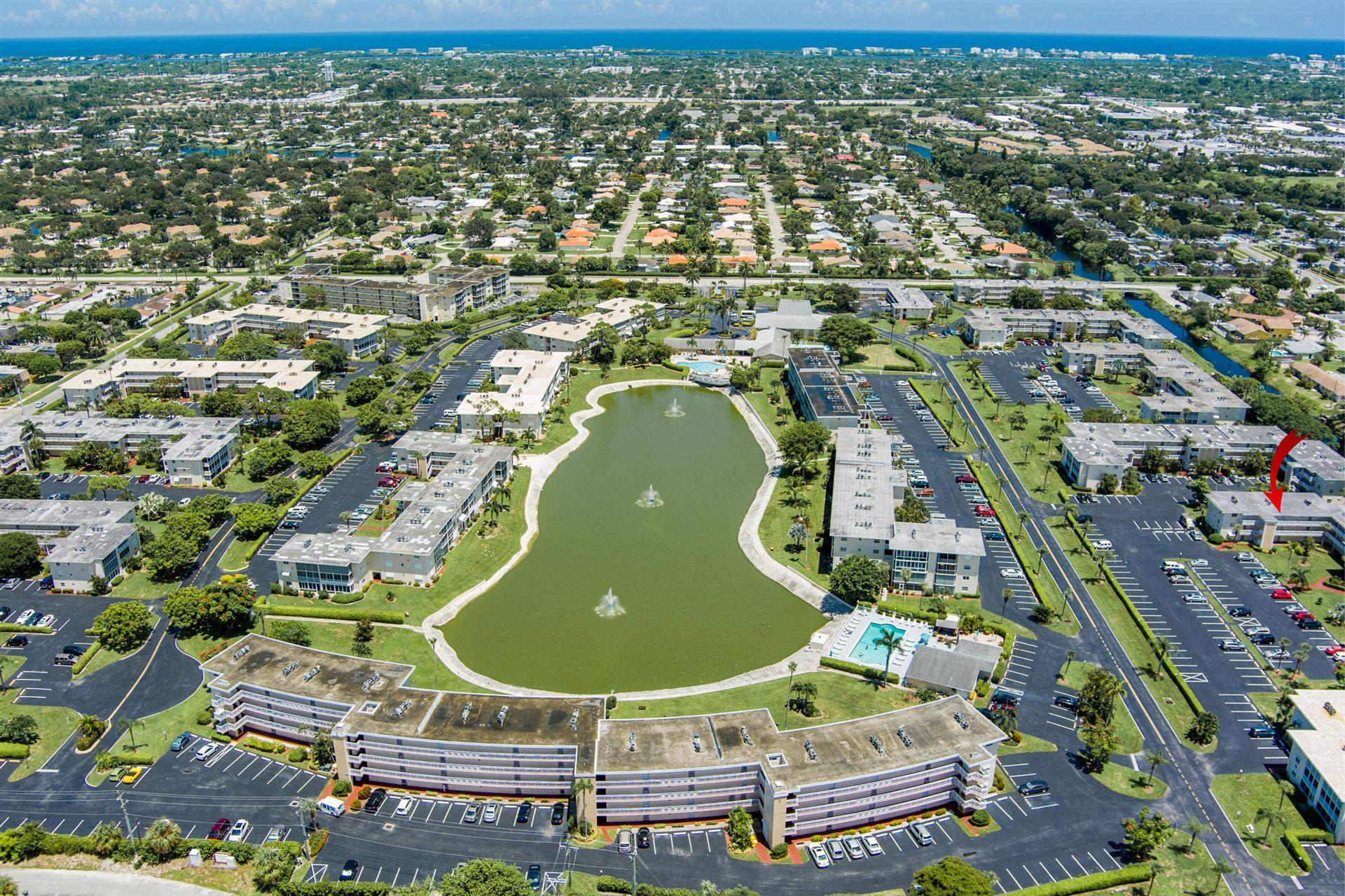 2682 S Garden Drive S #302, Lake Worth, FL 33461 - MLS#: RX-10678931
