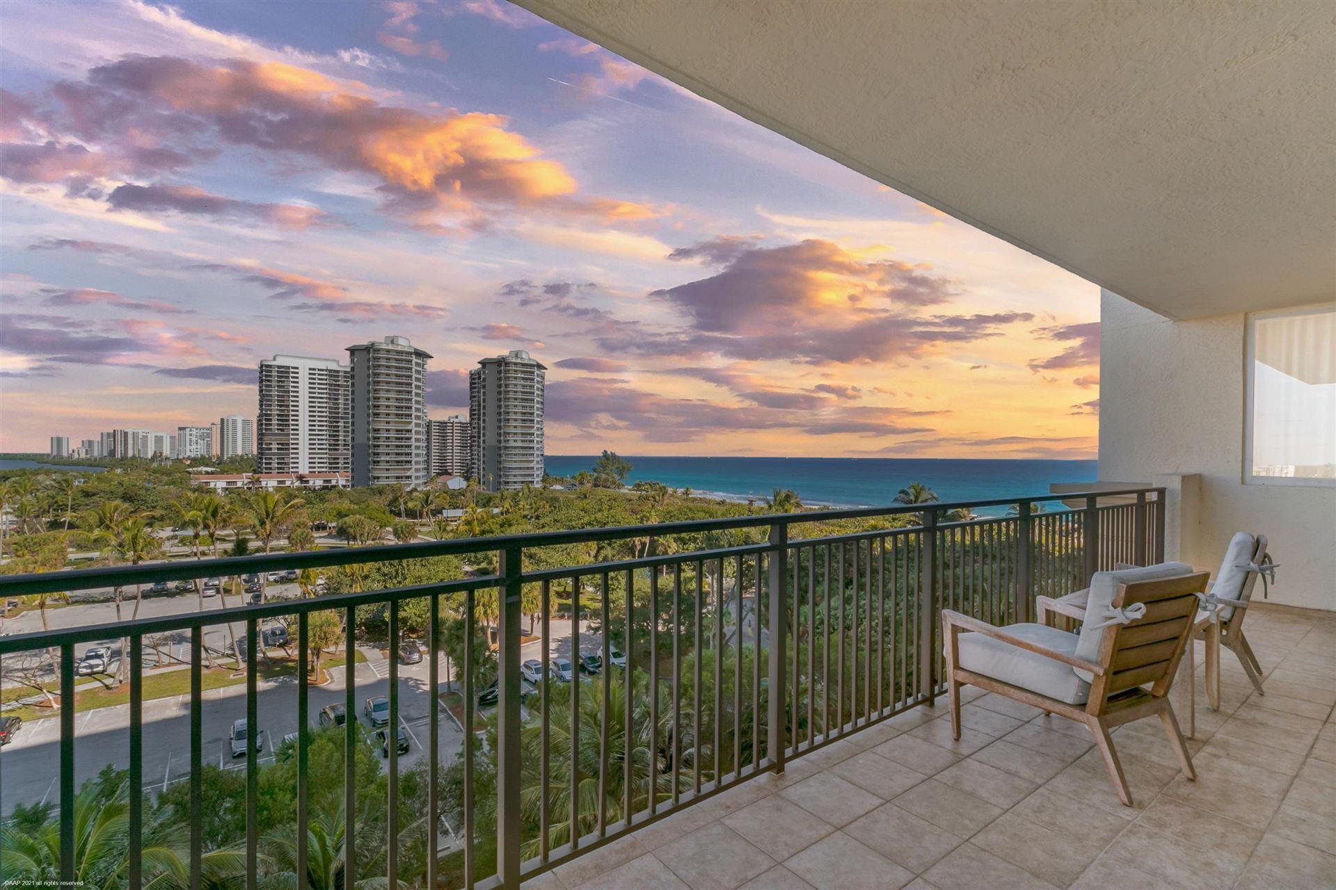 3800 N Ocean Drive #801, Singer Island, FL 33404 - MLS#: RX-10688931
