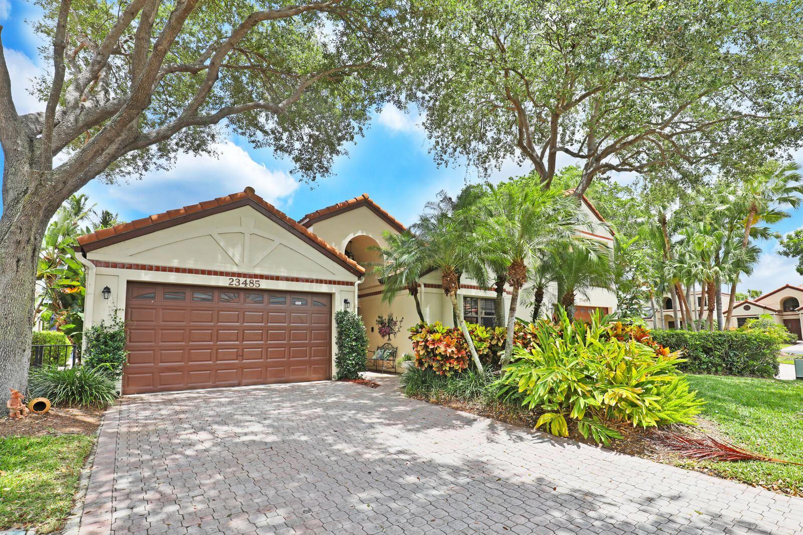 23485 S Mirabella Circle South, Boca Raton, FL 33433 - #: RX-10720931