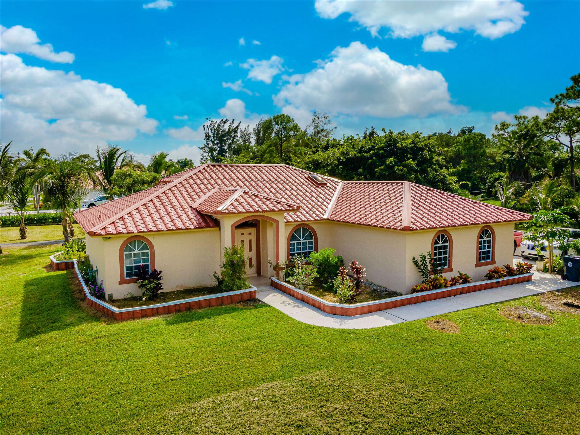 13548 71st Place N, West Palm Beach, FL 33412 - #: RX-10751931