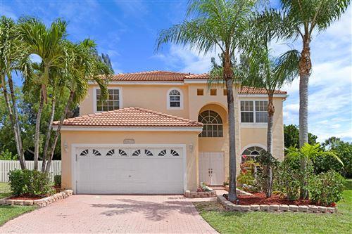 Photo of 10600 Plainview Circle, Boca Raton, FL 33498 (MLS # RX-10709932)
