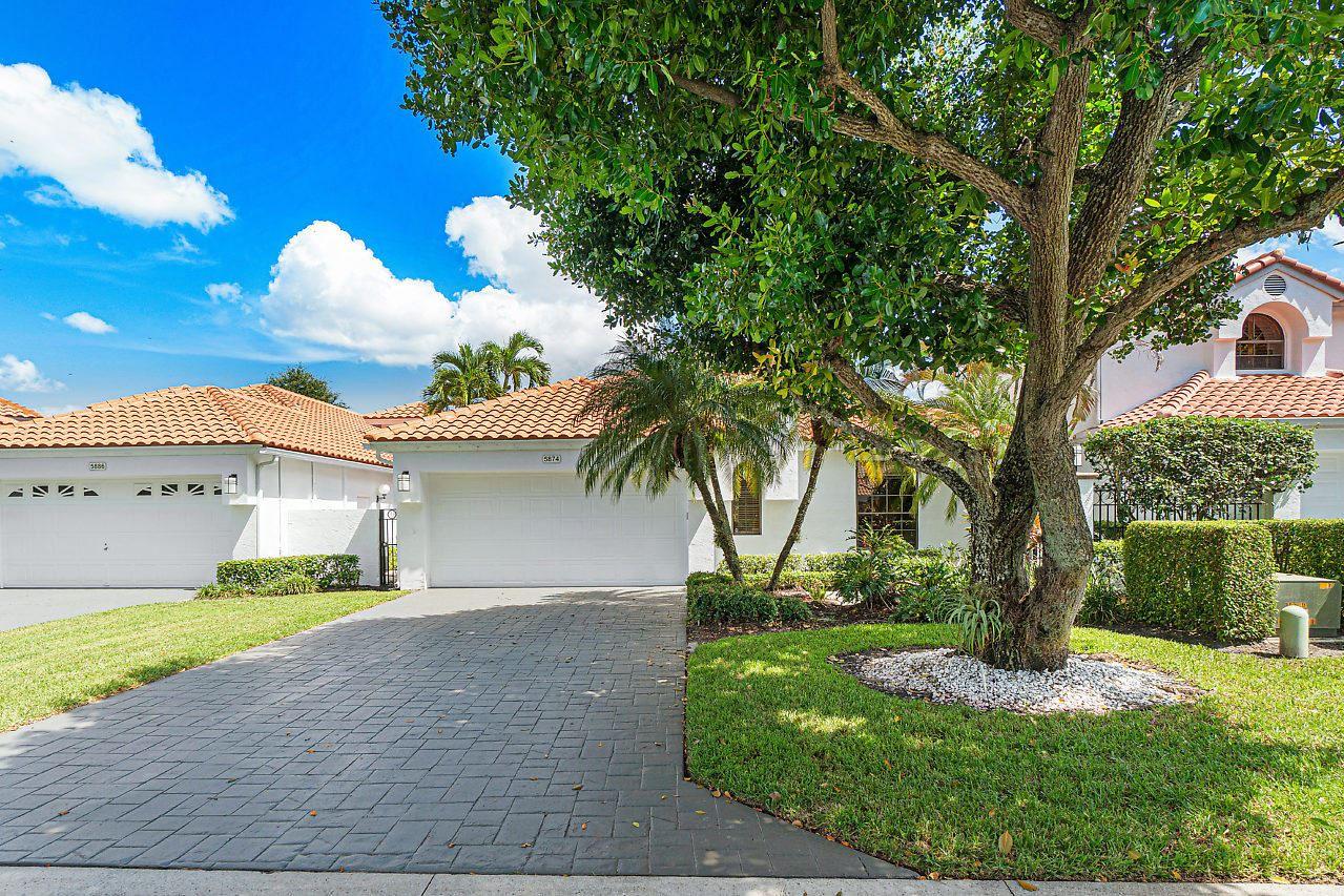 5874 NW 21st Avenue, Boca Raton, FL 33496 - #: RX-10640932