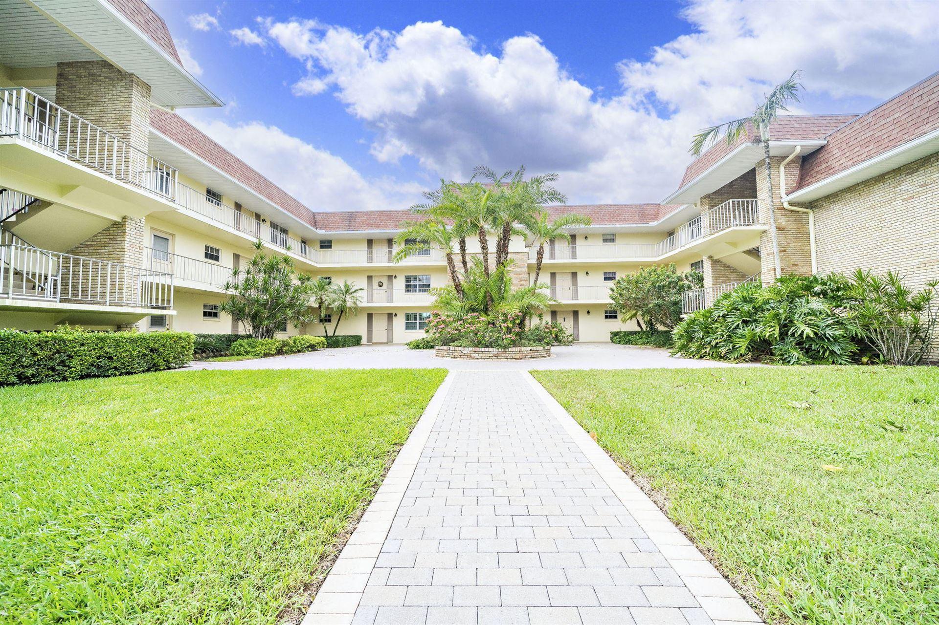 5560 Tamberlane Circle #124, Palm Beach Gardens, FL 33418 - #: RX-10670932