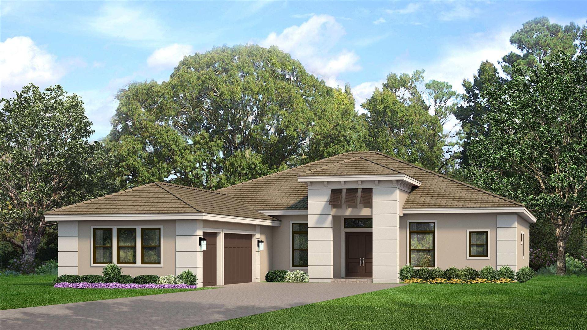 3176 SW English Garden Drive, Palm City, FL 34990 - #: RX-10683932