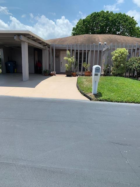 6814 Moonlit Drive, Delray Beach, FL 33446 - MLS#: RX-10714932