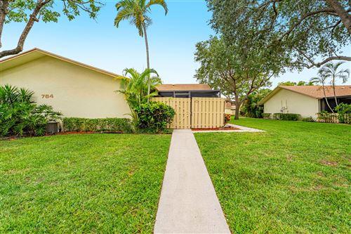 Photo of 764 NW 29th Avenue #C, Delray Beach, FL 33445 (MLS # RX-10614933)
