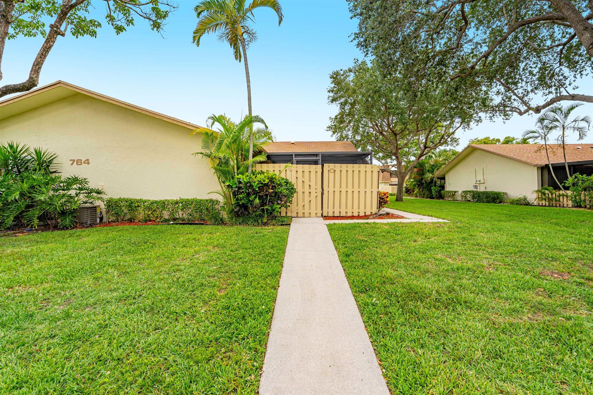 764 NW 29th Avenue #C, Delray Beach, FL 33445 - #: RX-10614933