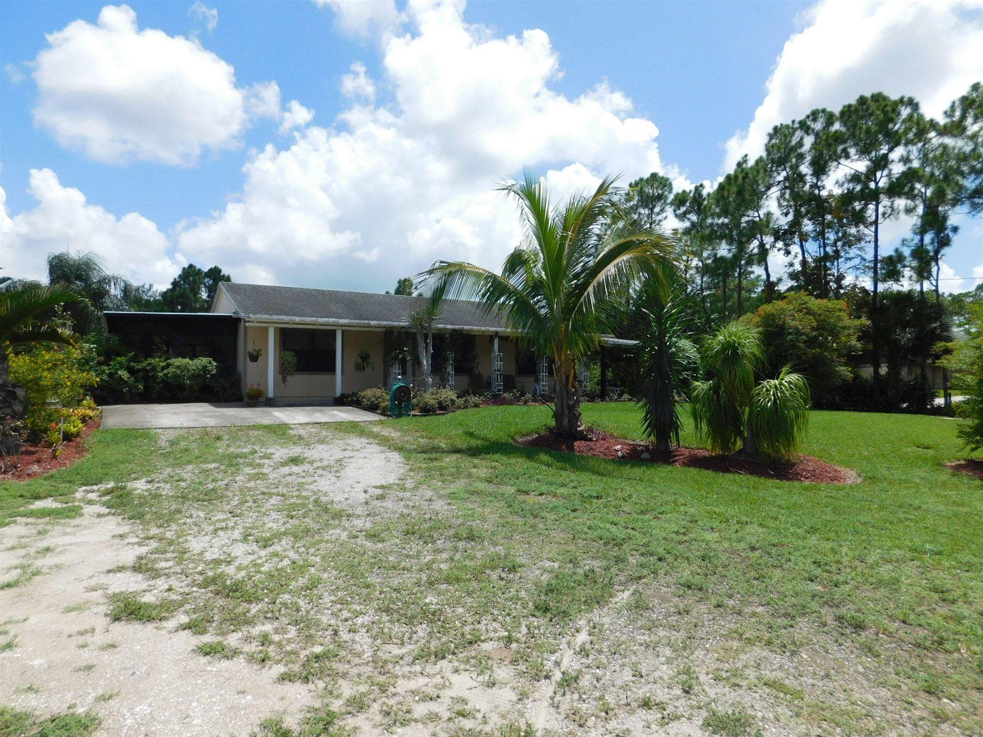 13170 61st Lane N, West Palm Beach, FL 33412 - #: RX-10641933