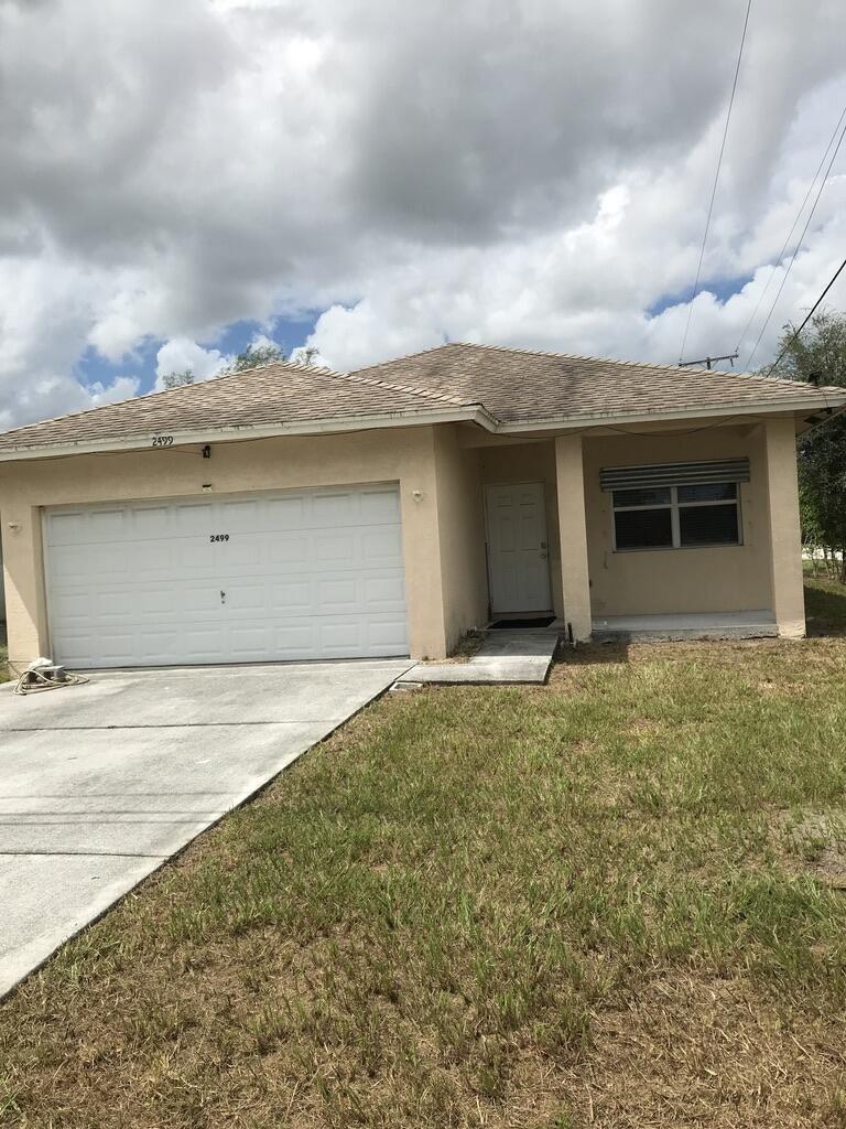 2499 NW Faith Avenue NW, West Palm Beach, FL 33417 - MLS#: RX-10751933