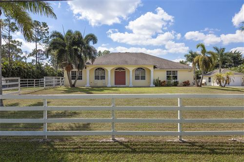 Photo of 13340 89th Place N, The Acreage, FL 33470 (MLS # RX-10566934)