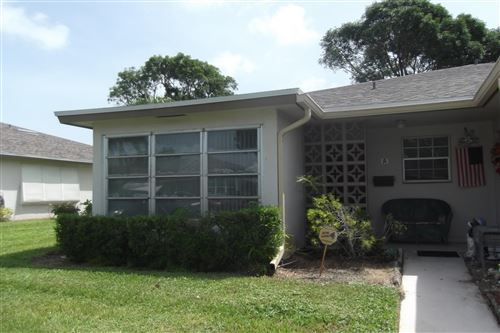 Photo of 1267 High Point Place S #A, Delray Beach, FL 33445 (MLS # RX-10656934)