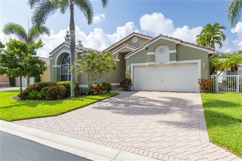 Photo of 10487 Utopia Circle S, Boynton Beach, FL 33437 (MLS # RX-10734934)