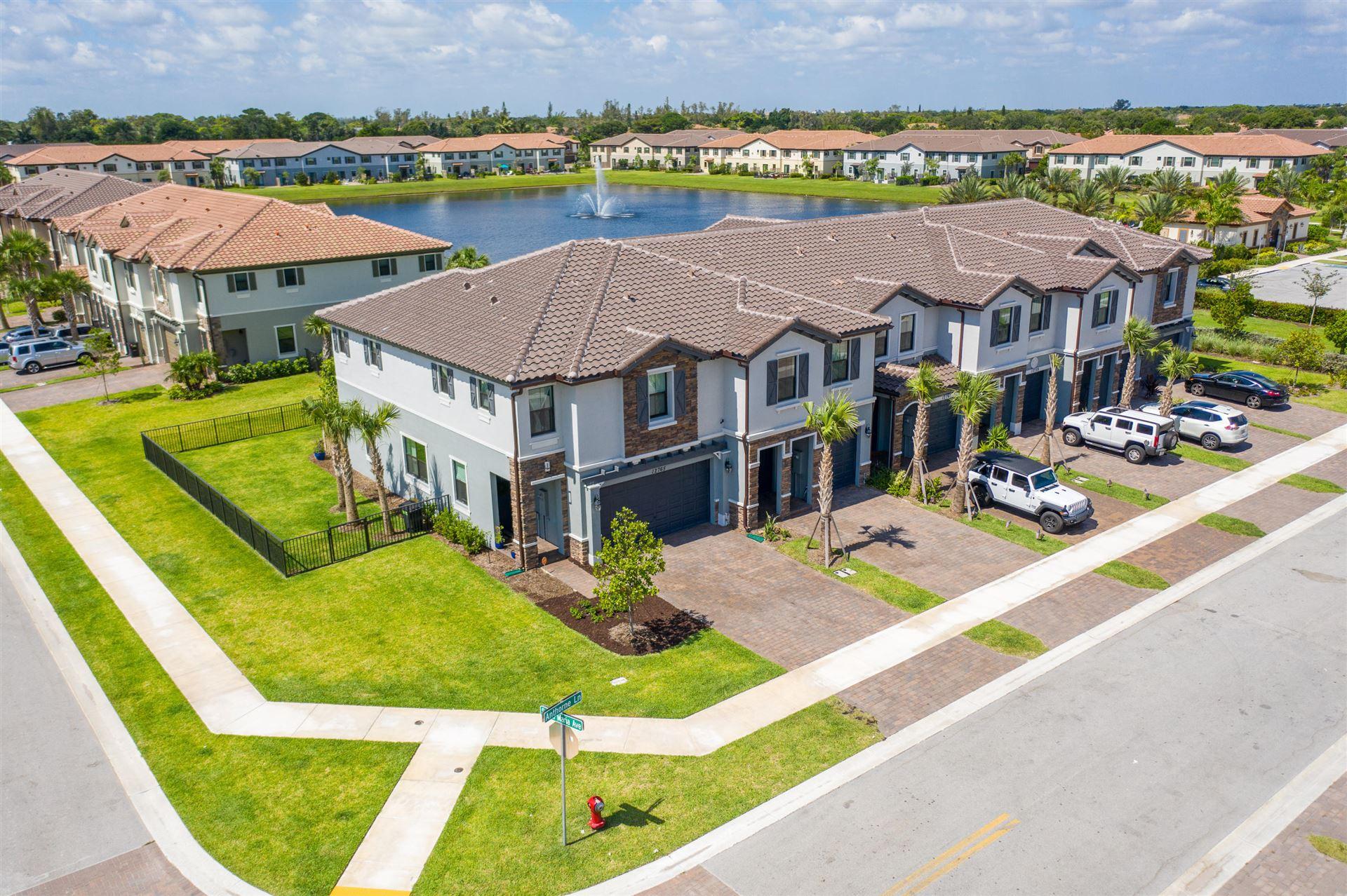 12765 Anthorne Lane, Boynton Beach, FL 33436 - #: RX-10640934