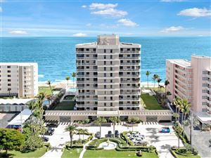 Photo of Listing MLS rx in 2917 S Ocean Boulevard #604 Highland Beach FL 33487