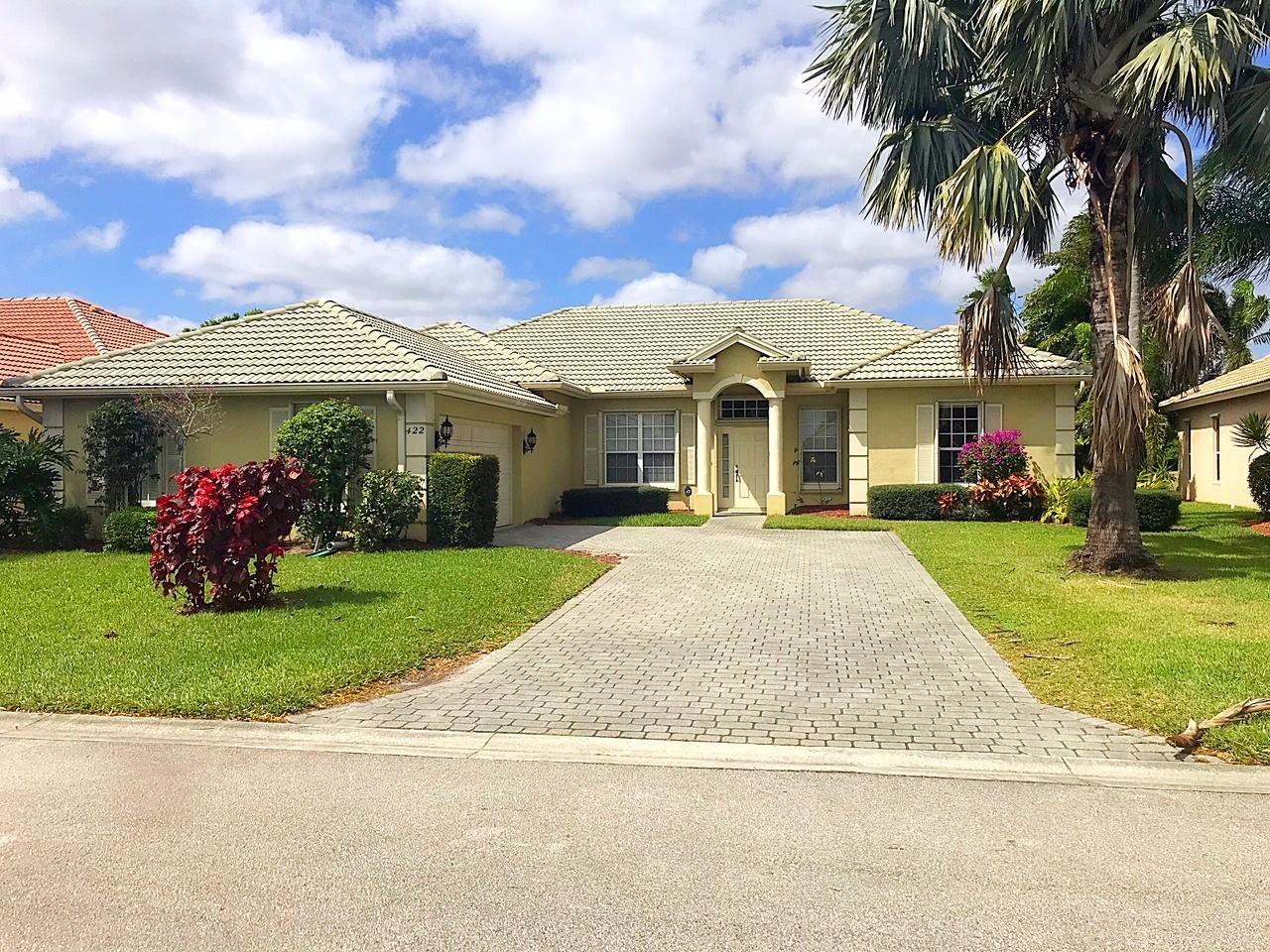 422 NW Dover Court, Port Saint Lucie, FL 34983 - #: RX-10607935