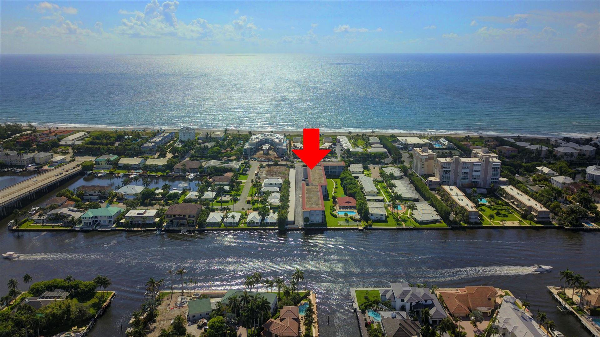 Photo of 1910 S Ocean Boulevard #214, Delray Beach, FL 33483 (MLS # RX-10747935)