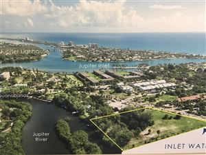 Photo of 529 Inlet Waters Circle, Jupiter, FL 33477 (MLS # RX-10524936)