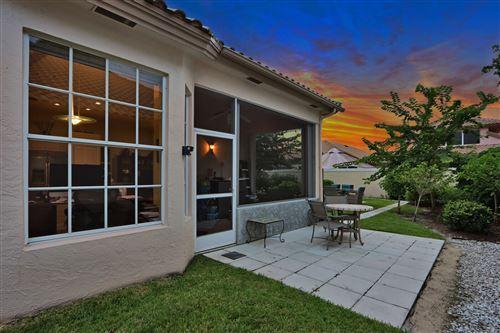 Tiny photo for 942 Augusta Pointe Drive, Palm Beach Gardens, FL 33418 (MLS # RX-10751936)