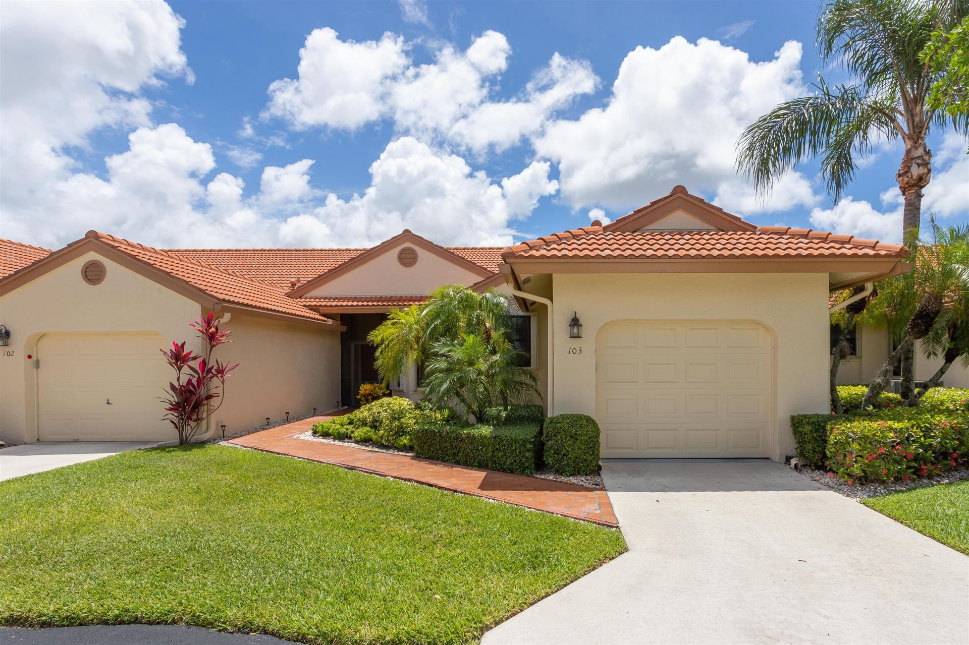 8280 Waterline Drive #103, Boynton Beach, FL 33472 - MLS#: RX-10719936