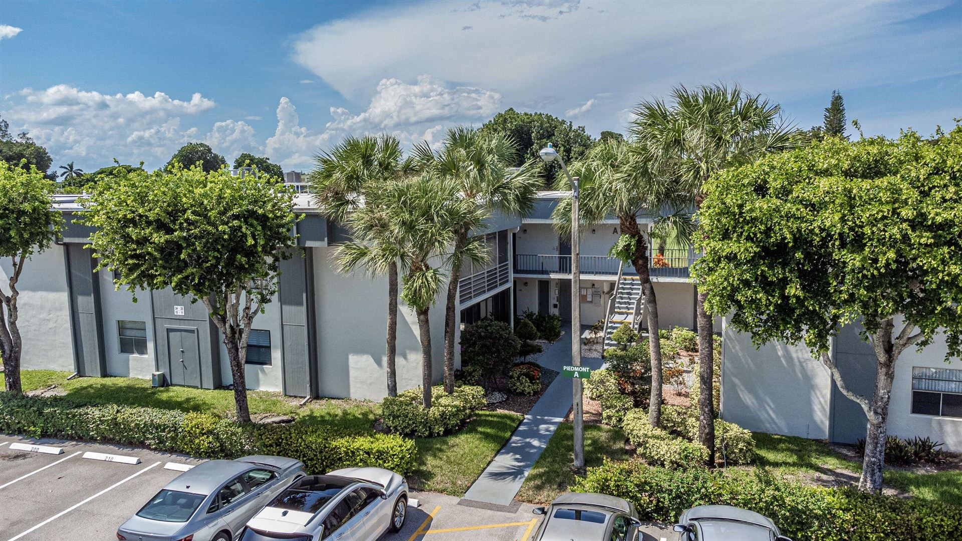32 Piedmont A, Delray Beach, FL 33484 - #: RX-10738936